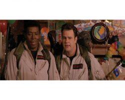 "Original Ernie Hudson ""Winston Zeddemore"" jumpsuit from Ghostbusters II"