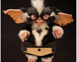 "Hero animatronic ""Mohawk"" Mogwai puppet from Gremlins 2: The New Batch"