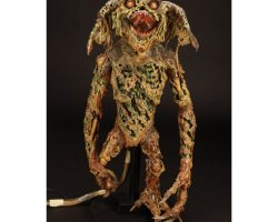 Hero melting puppet from Gremlins 2: The New Batch
