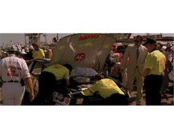 "John C. Reilly ""Buck Bretherton"" Mello Yellow pit crew uniform from Days of Thunder"