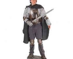 "Army of Darkness extremely rare screen-used complete Bruce Campbell ""Ash"" costume"