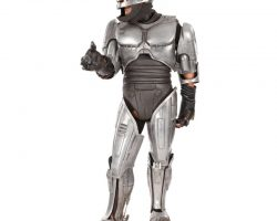 """Complete Peter Weller """"RoboCop"""" costume from RoboCop"""