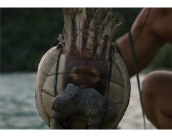 """Screen-used """"Wilson"""" used in the escape sequence from Cast Away"""