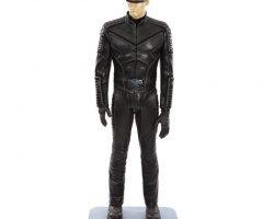 "James Marsden ""Cyclops"" hero full screen-worn costume and visor from X-Men 2"