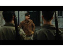 """Brad Pitt """"Lt. Aldo Raine"""" hero military costume from Inglourious Basterds"""