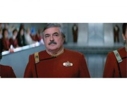 "James Doohan ""Scotty"" duty uniform from Star Trek VI: The Undiscovered Country"