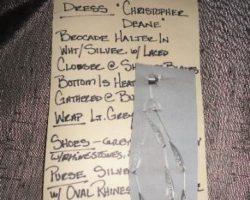 Desperate Housewives Gabrielle Solis Screen Worn Dress & Wrap Ep 403