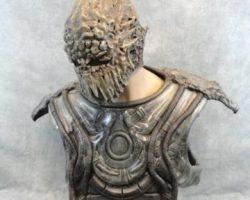 SGA Stargate Atlantis Screen Worn Wraith Drone Costume