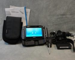 SGA Stargate Screen Used Hand Held Sony Vaio Device From Multiple Episodes