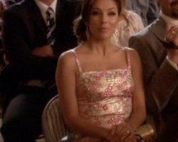 Desperate Housewives Gabrielle Solis Screen Worn Dolce & Gabbana Dress Ep 606