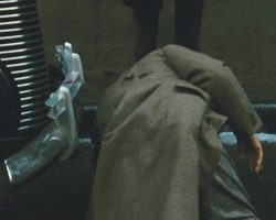 """Marlon Brando """"Don Vito Corleone"""" Assassination Overcoat Worn In The Godfather"""