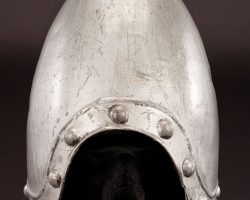 French Helmet From Monty Python And The Holy Grail
