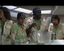 "Alien Harry Dean Stanton ""Brett"" Cap"