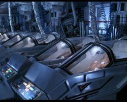 Aliens Hyper-Sleep Chamber