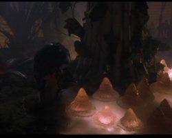 Alien Mushroom From E.T.: The Extra-Terrestrial