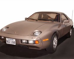"Tom Cruise ""Joel Goodsen"" Screen-Used 1979 Porsche 928 From Risky Business"