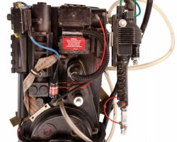 Hero Screen-Used Proton Pack From Ghostbusters