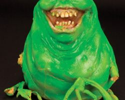 """Ghost Busters Green """"Slimer"""" Animation Maquette"""