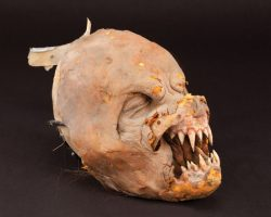 Fright Night II Werewolf Puppet Head