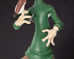"Original ""Weasel"" Stand-In/Rehearsal Puppet From Who Framed Roger Rabbit"