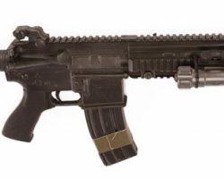 Terminator Salvation Christian Bale Stunt Rifle