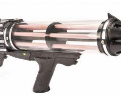 Beverly Hills Cop 3 Robot Gun
