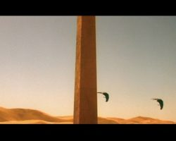 Stargate Forced-Perspective Miniature Death Glider