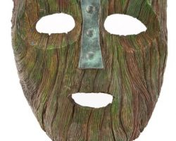 "Jim Carrey Hero ""Loki"" Mask From The Mask"
