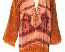 Jenny Hippie Robe From Forrest Gump