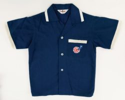 """Michael Connor Humphries """"Young Forrest"""" Vintage Polo Shirt From Forrest Gump"""