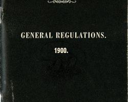 Titanic General Regulation Booklet