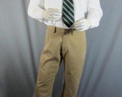 Ted John Mark Wahlberg Screen Worn DKNY shirt J Crew Pants & Tie Sc 57 & 58