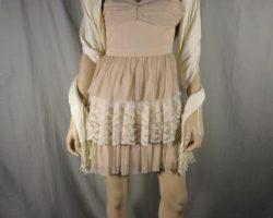 Ted Lori Mila Kunis Screen Worn Blugirl Dress Necklace & Scarf Sc 69