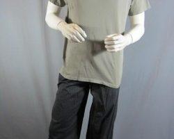 Ted John Mark Wahlberg Screen Worn Tshirt & Pajama Bottoms Sc 32