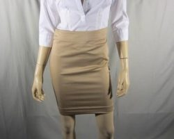 Ted Tanya Laura Vandervoort Screen Worn Shirt Skirt Shoes & Necklace Sc 28