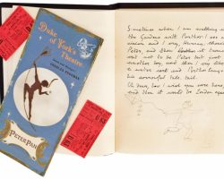 "Johnny Depp ""James Barrie"" Finding Neverland Hero Book"