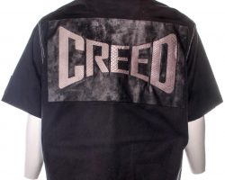 Creed 2 Stitch Jacob Duran Screen Worn Shirt Set Ch 2 Sc 201-233