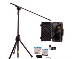 Creed 2 Bianca Tessa Thompson Screen Used Microphone & Usb Machine