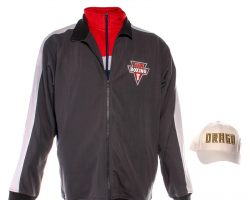 Creed 2 Team Drago Production Worn Jacket Set & Hat