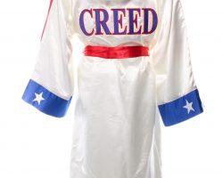 Creed 2 Adonis Creed MIchael B Jordan Screen Worn Robe Ch 1 Sc 6 & 7
