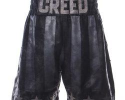 Creed 2 Adonis Creed Michael B Jordan Screen Worn Boxing Shorts Ch 57 Sc 201-232