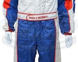 Talladega Nights: The Ballad of Ricky Bobby – Ricky Bobbys Distressed Racing Suit (Will Ferrell)