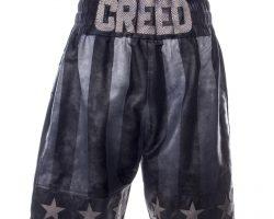 Creed 2 Adonis Creed Michael B Jordan Screen Worn Boxing Shorts Ch 57 Sc 201-229