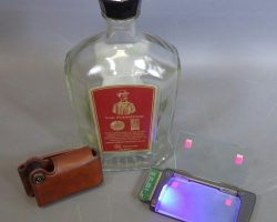 RoboCop Vallon Patrick Garrow Screen Used Encrypted Phone Scotch Mag Pouch