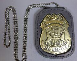 RoboCop Officer Jack Lewis Michael K Williams Screen Worn Detroit Prop