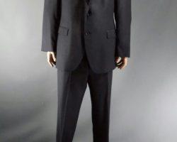 RoboCop Senator Dreyfuss Zach Grenier Screen Worn Suit Shirt Tie Shoes