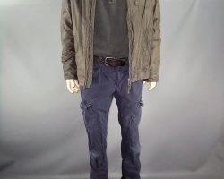 RoboCop Alex Murphy Joel Kinnaman Screen Worn Jacket Shirt Pants Belt Boots