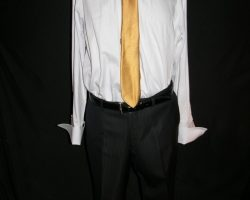 Ron Perlman Costume from Drive