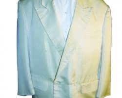 Jack Nicholson Screen Worn Witches of Eastwick Cos