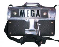 Briefcase from Judge Dredd